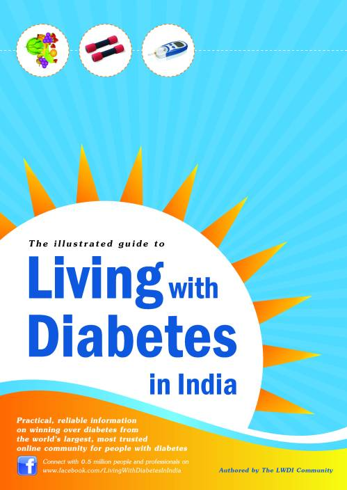 The Illustrated Guide to Living with Diabetes in India: Practical