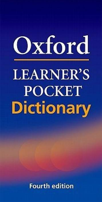 oxford learner s pocket english dictionary 4th edition buy oxford