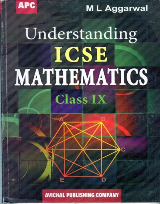 APC Understanding ICSE Mathematics Class-9