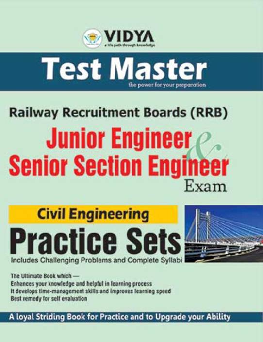 RRB Junior – Senior Section Engineer Exam Civil Engineering Practice Sets