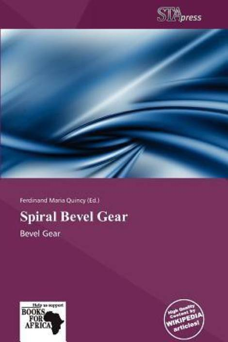 Spiral Bevel Gear: Buy Spiral Bevel Gear by unknown at Low