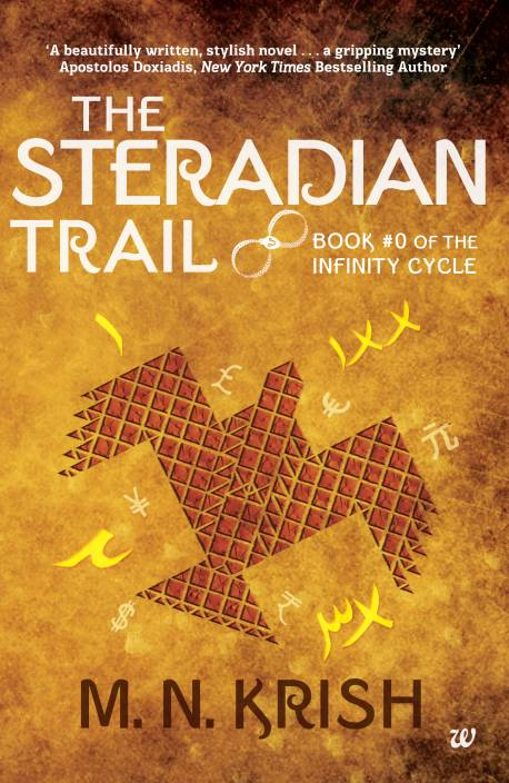 The Steradian Trail: Book #0 Of The Infinity Cycle
