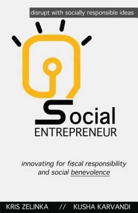 Social Entrepreneur: Buy Social Entrepreneur by Karvandi