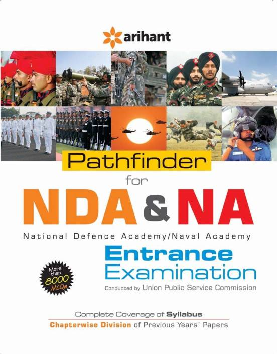 Pathfinder for NDA & NA Entrance Examination National Defence Academy/Naval Academy Conducted by UPSC Single Edition