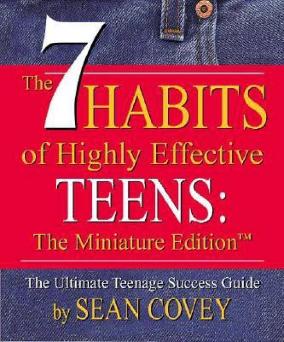 7 habits of highly effective teens essay The 7 habits of highly effective teens is a book authored by sean covey it was in the year 2001 the indonesian version of the book first published in indonesia.