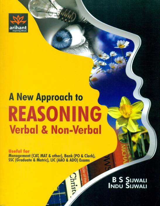 New Approach to Reasoning Verbal and Non-Verbal 1st Edition