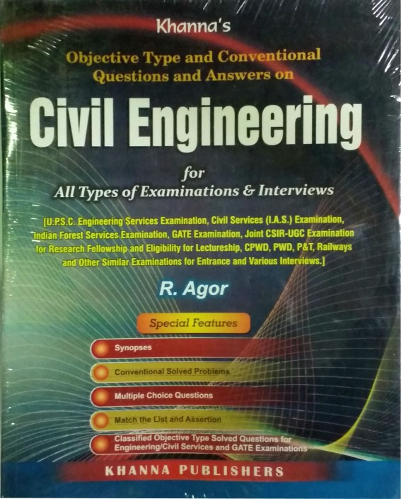Civil Engineering Objective Type Questions And Answers In Pdf