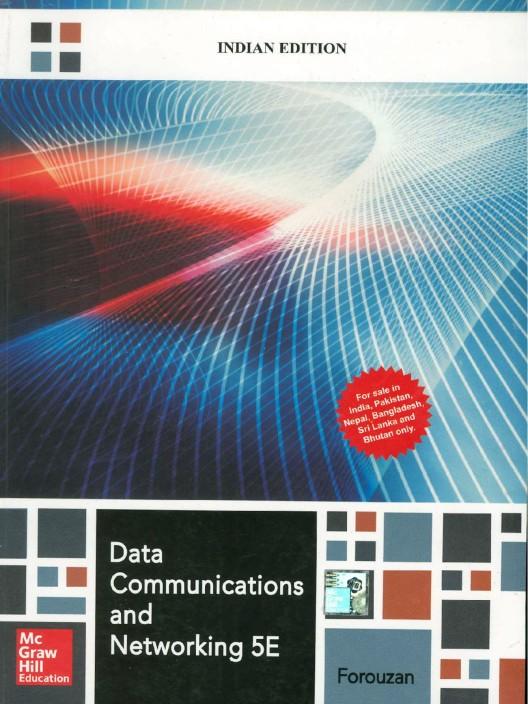 Data Communications And Networking Behrouz A Forouzan Ebook
