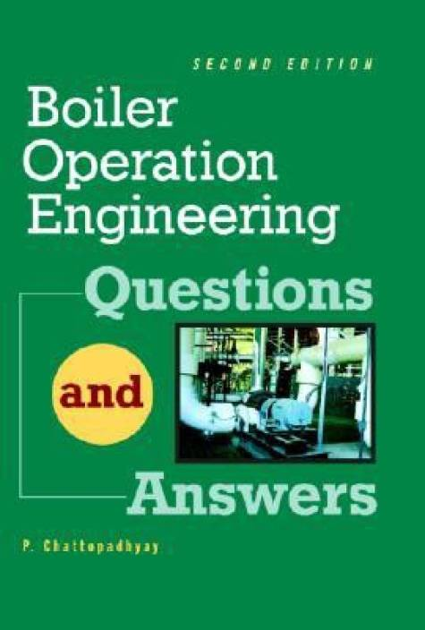 Boiler Operations Engineering Questions and Answers: Buy