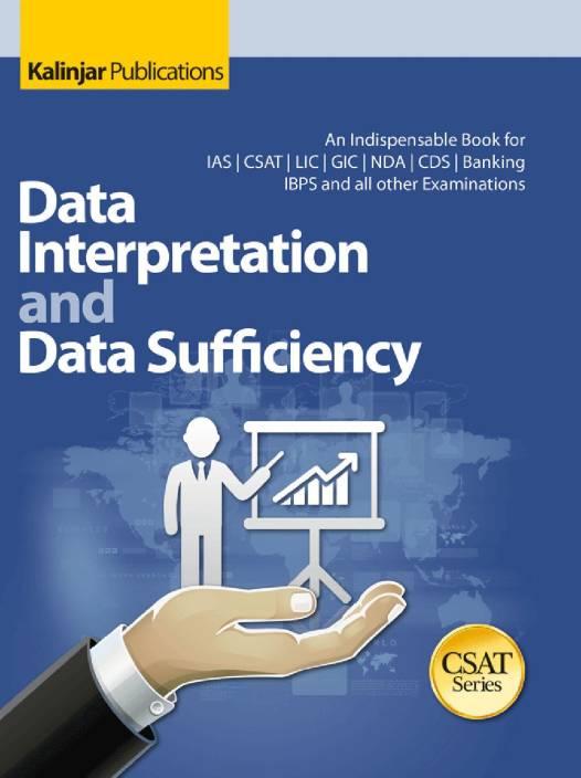 Data Interpretation and Data Sufficiency (CSAT Series) 1st Edition