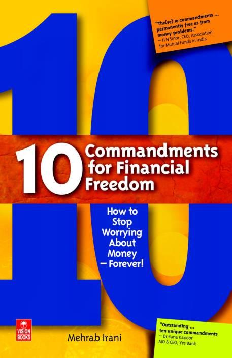 10 Commandments for Financial Freedom