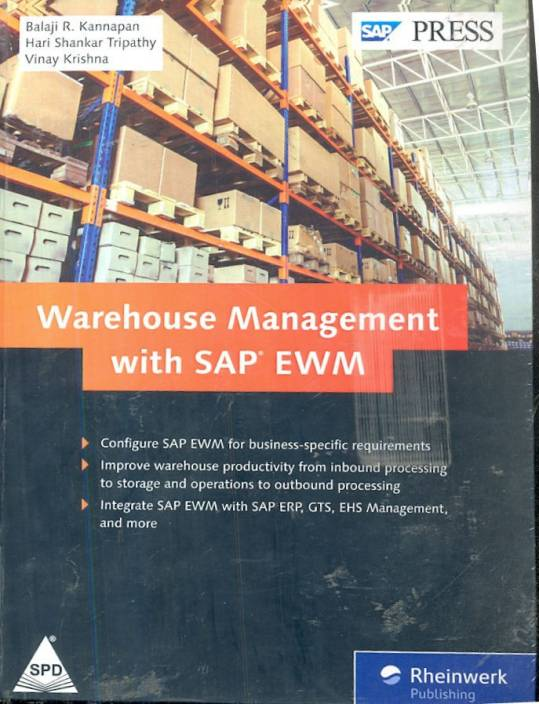 Warehouse Management with SAP EWM: Buy Warehouse Management with SAP