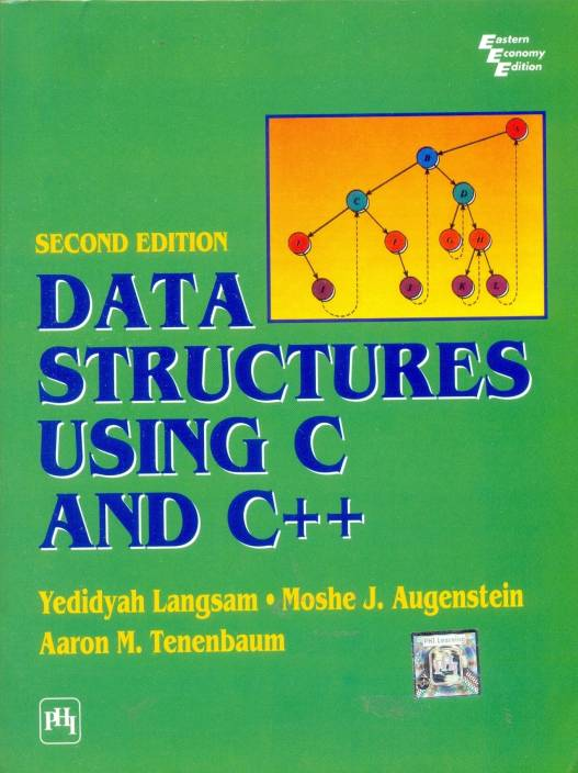 DATA STRUCTURES USING C AND C++, 2/E 2nd  Edition