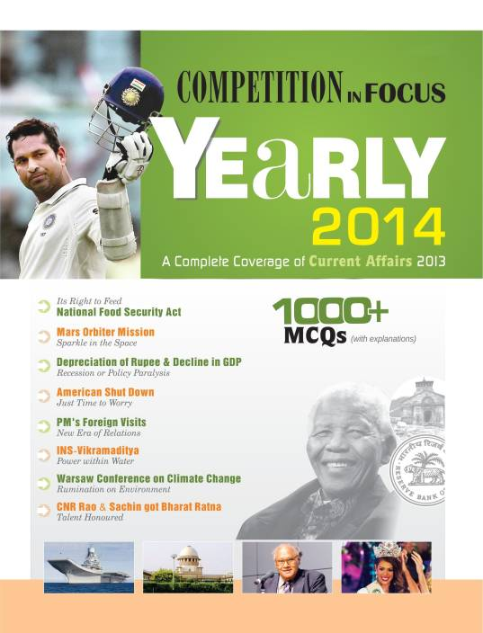 Yearly 2014 Competition in Focus 4th Edition