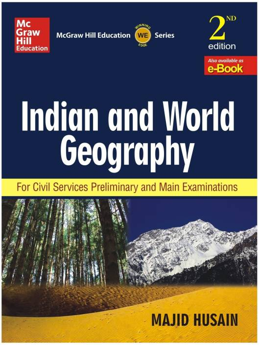 Indian and World Geography 2nd  Edition