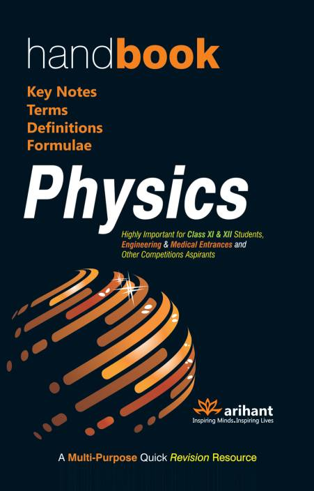 Handbook of Physics PB: Buy Handbook of Physics PB by Nipendra