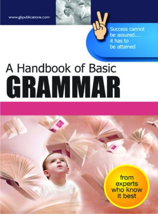 A Handbook Of Basic Grammar