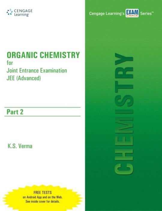 Organic Chemistry for Joint Entrance Examination (Advanced) - Part 2 1st Edition