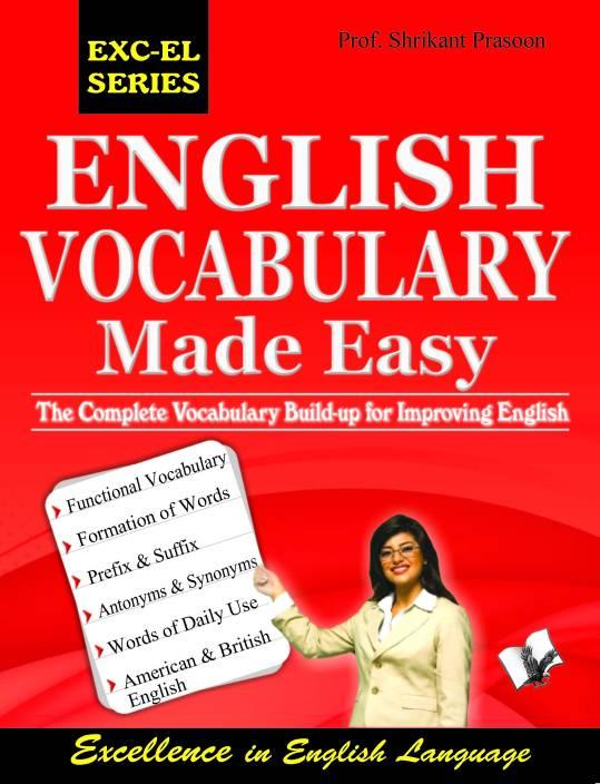 English Vocabulary Made Easy 1st Edition