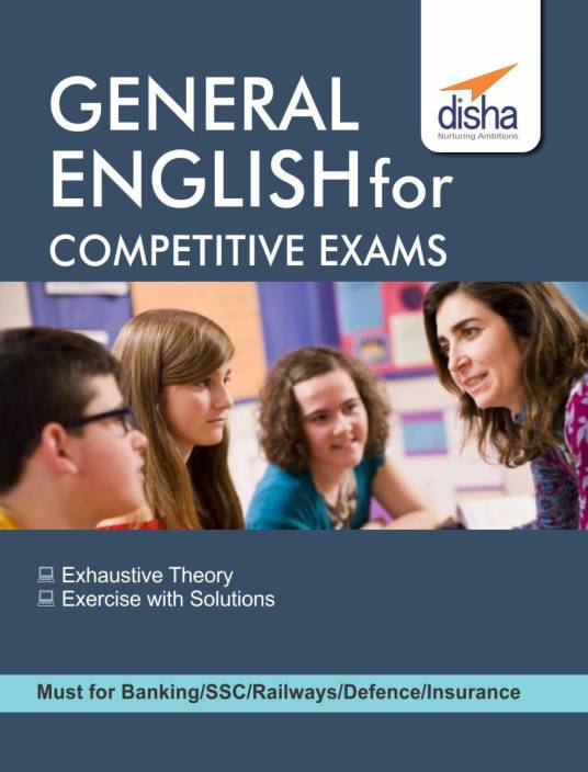 General English for Competitive Exams - SSC/ Banking/ Railways/ Defense/ Insurance