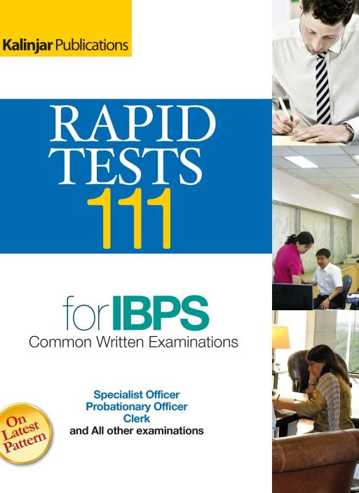 Rapid Tests 111 for IBPS Examinations