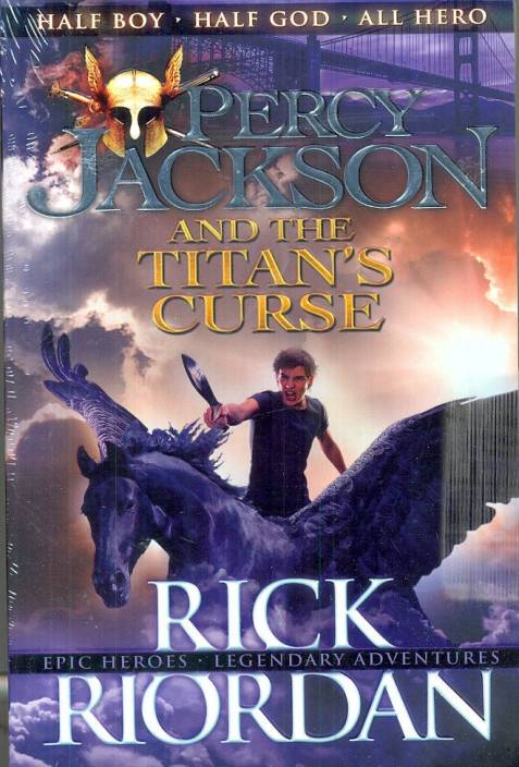 Percy Jackson (3) : The Titan's Curse