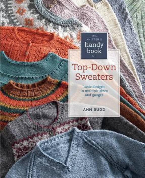 da93764871e2 Knitter s Handy Book of Top-Down Sweaters  Buy Knitter s Handy Book ...