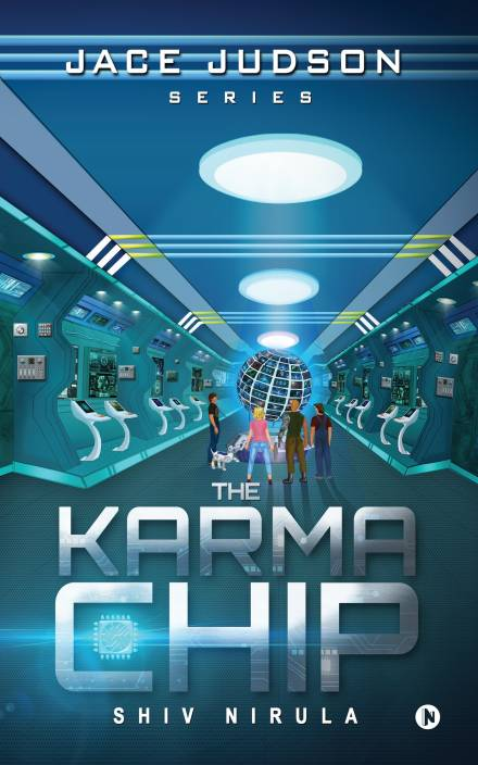 The Karma Chip : Jace Judson Series