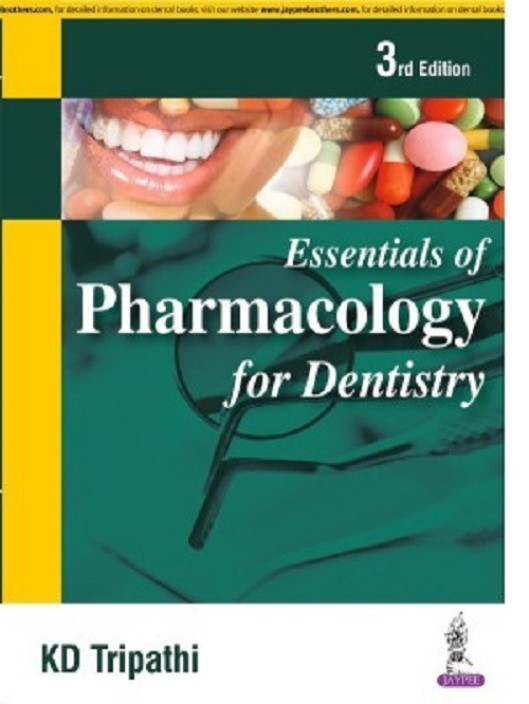 Essentials Of Pharmacology Kd Tripathi Pdf