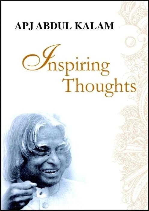 Inspiring Thoughts Book Apj Abdul Kalam Pdf