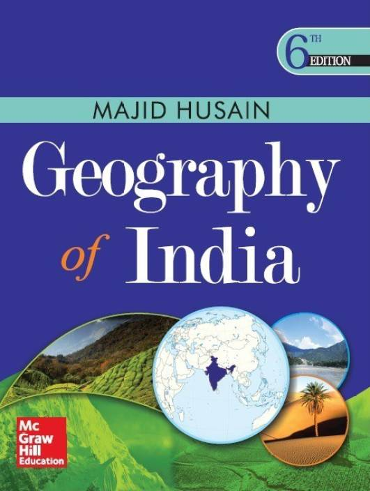Geography of India 6 Edition 6 Edition