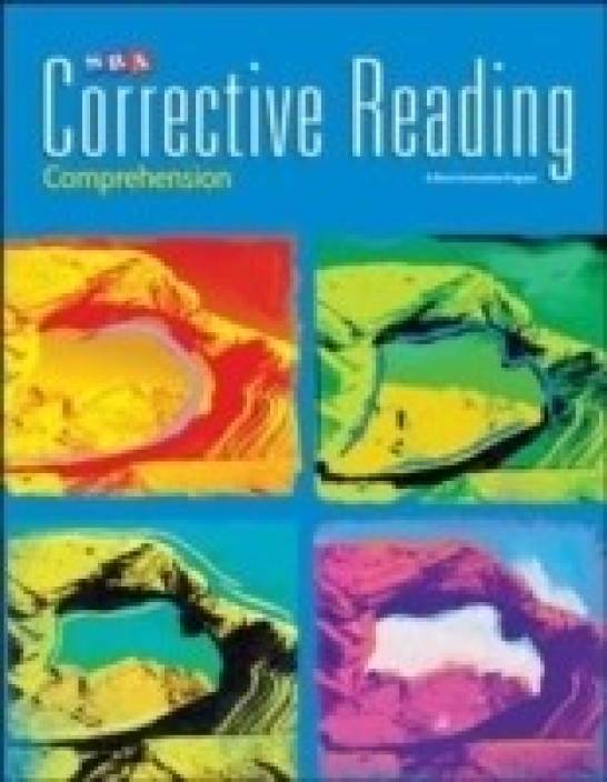Corrective Reading Comprehension B1 - Enrichment Blackline