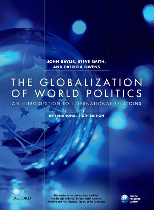 an analysis of globalization of world politics Get this from a library the globalization of world politics : an introduction to international relations [john baylis steve smith patricia owens.