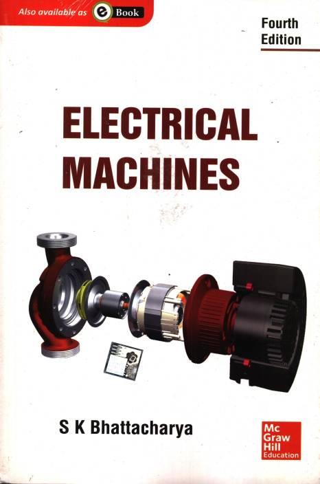 sk bhattacharya electric machines