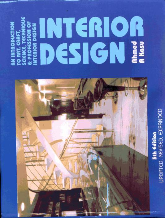 Interior design an introduction to art craft science for Interior design books india