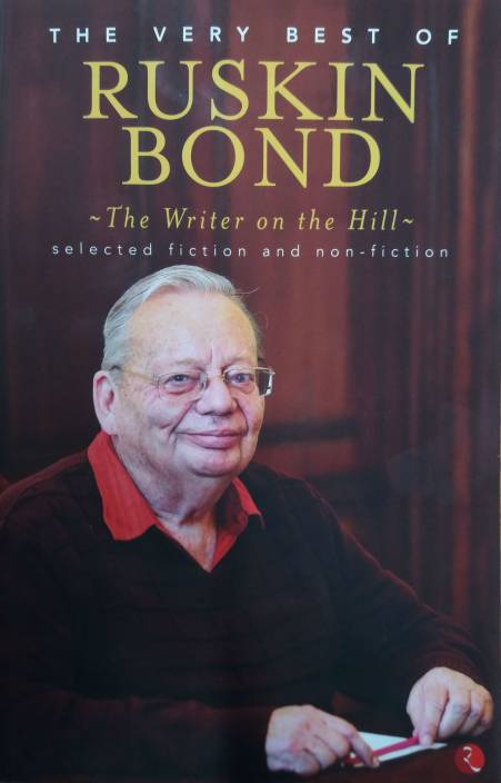 A List of 35 Books by Ruskin Bond (2018)