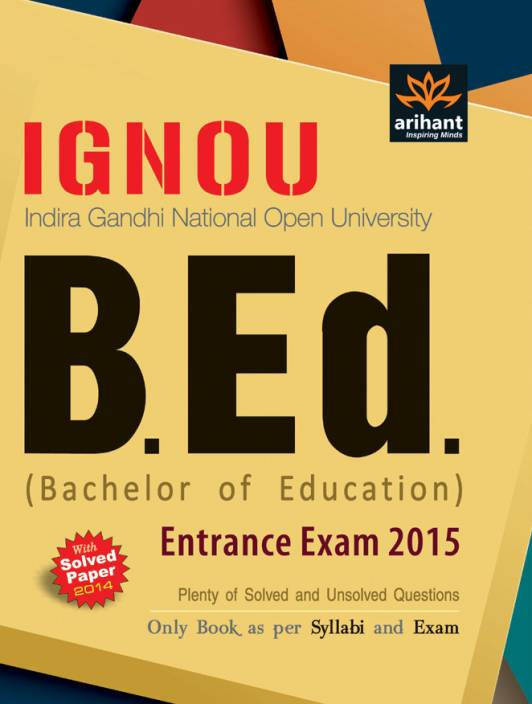 ignou exam paper Prerequisite for the submission of the term end examination form: students are advised to ensure that their registration is valid and they are eligible for the course(s) for which they are.