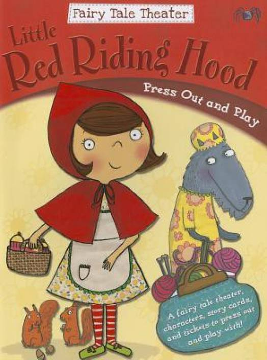 Little Red Riding Hood Buy Little Red Riding Hood By Gem Cooper