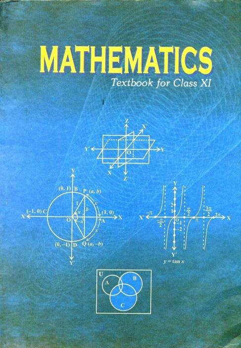 Mathematics Textbook For Class XI