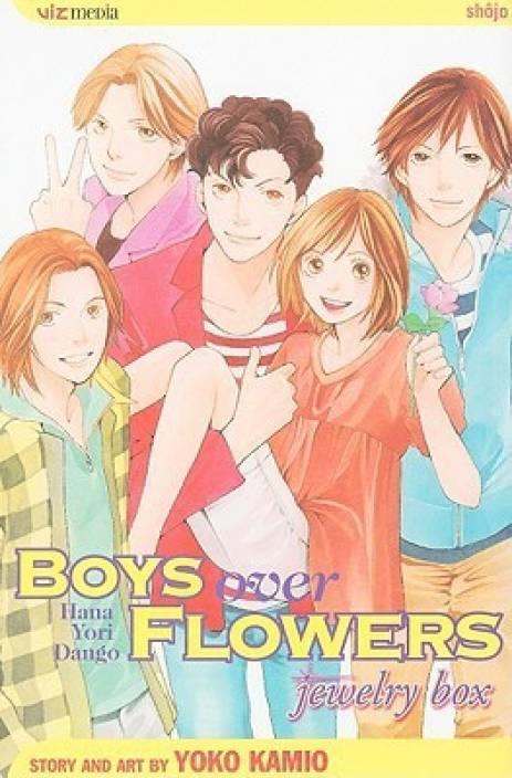 Boys Over Flowers: Jewelry Box (Boys Over Flowers: Hana Yori Dango)