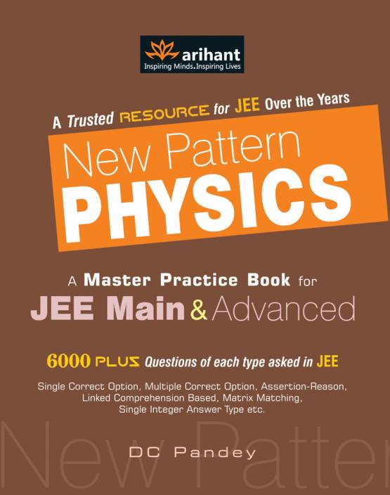New Pattern Physics (IIT JEE) 6th Edition