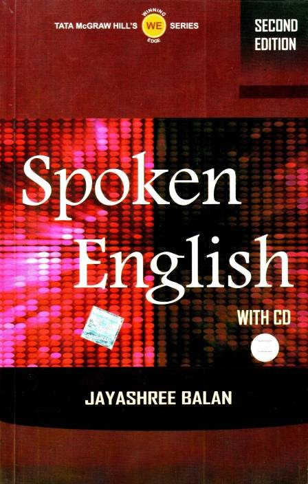 Spoken English (With CD) 2nd  Edition
