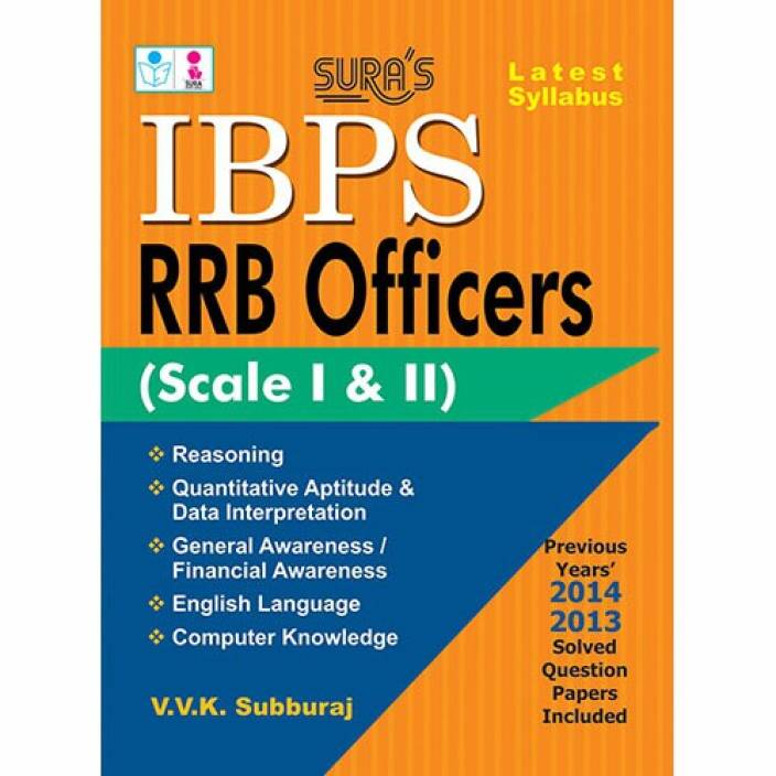 IBPS RRB Officers Scale 1 & 2 Exam Study Material Book: Buy