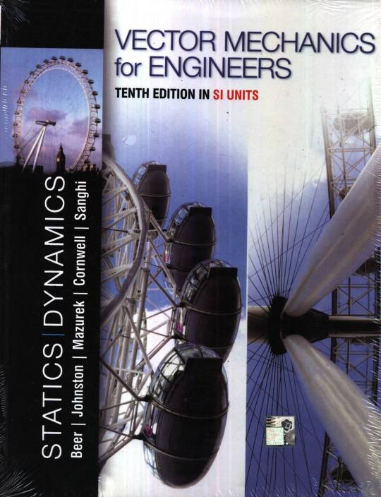 vector mechanics for engineers 10th edition