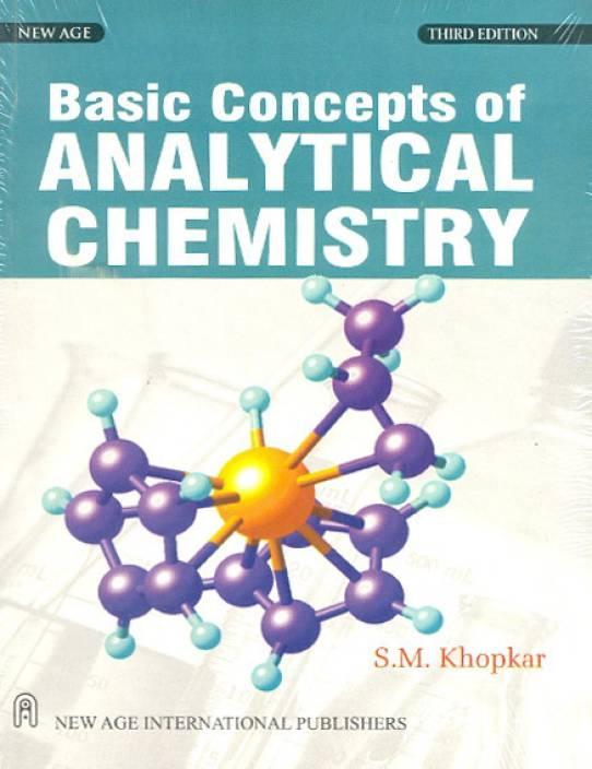 basic analytical chemistry book pdf