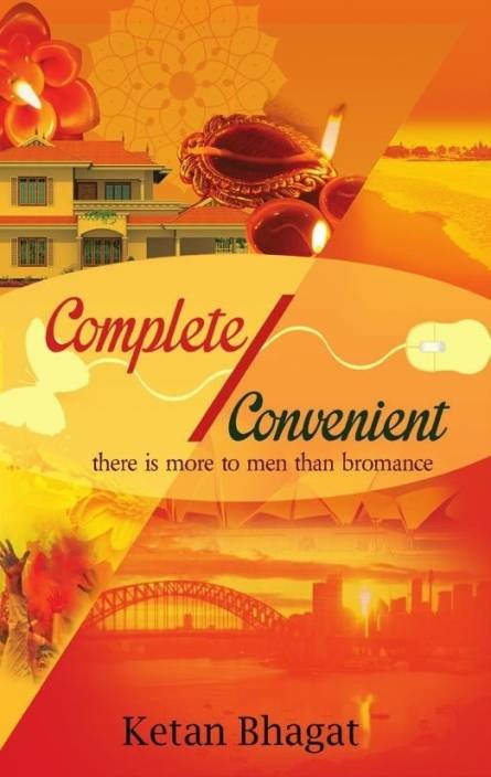 Complete / Convenient: There is More to Men than Bromance