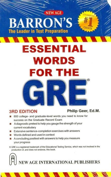 Barron Gre 12th Edition Pdf