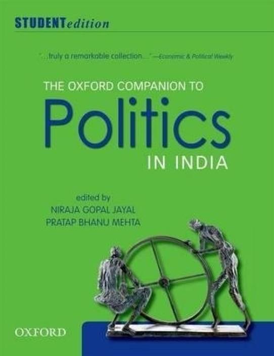 Companion to Politics in India Student ed Edition