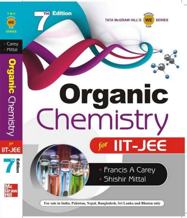 Organic Chemistry for IIT JEE 7 Edition