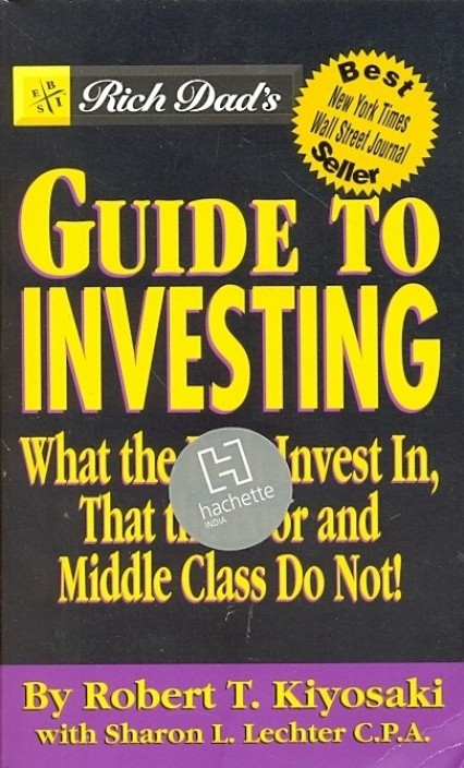 Rich Dad's Guide to Investing - Buy Rich Dad's Guide to Investing ...